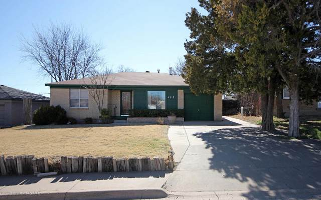 4217 Crouch St, Amarillo, TX 79106 (#20-4973) :: Elite Real Estate Group