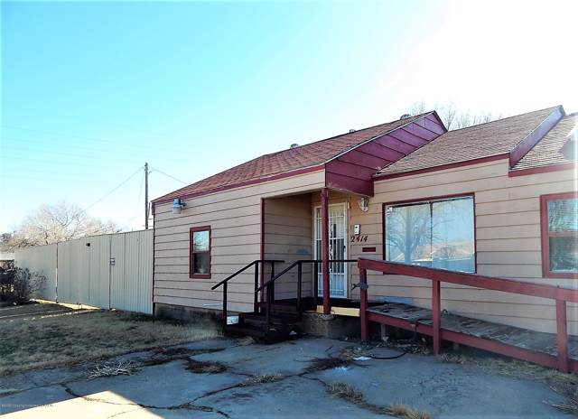 2414 Brook Ave, Amarillo, TX 79107 (#20-5) :: Lyons Realty