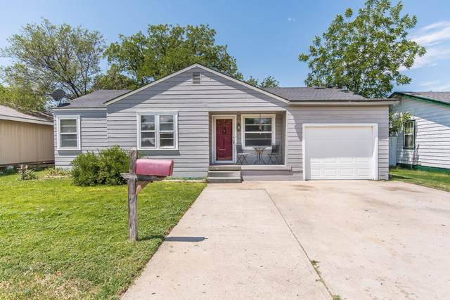 115 Maddox, Dumas, TX 79029 (#20-5023) :: Live Simply Real Estate Group