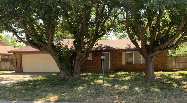 8407 Olympia Dr, Amarillo, TX 79110 (#20-5025) :: Lyons Realty