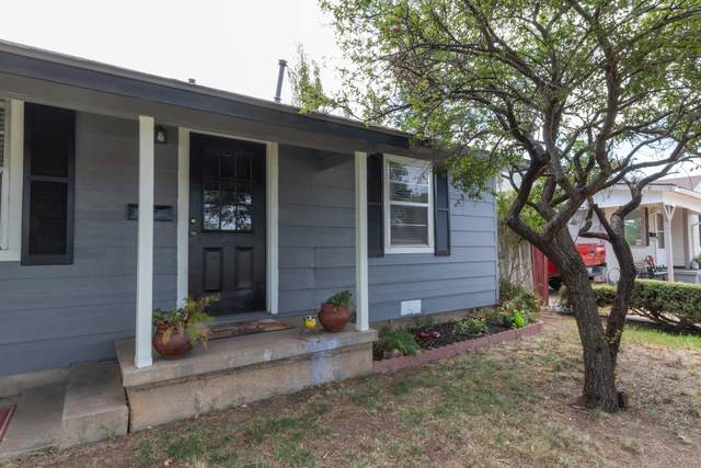 4407 Bowie St, Amarillo, TX 79110 (#20-5029) :: Lyons Realty