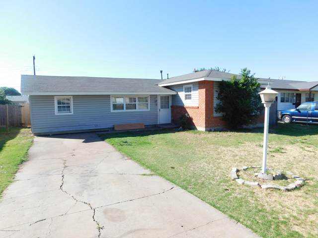 1734 Walker Dr, Amarillo, TX 79107 (#20-5112) :: Live Simply Real Estate Group
