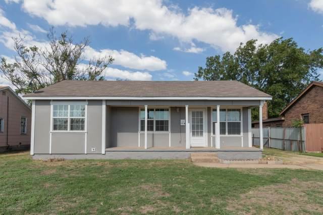 121 Sumner, Pampa, TX 79065 (#20-5131) :: Elite Real Estate Group