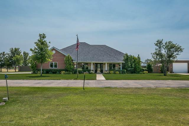 905 Country Club Rd, Panhandle, TX 79068 (#20-5192) :: Keller Williams Realty