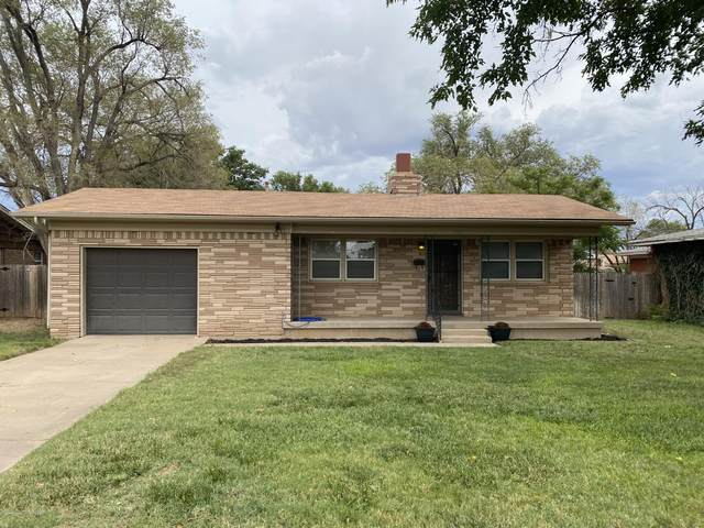 4711 Rusk St, Amarillo, TX 79110 (#20-5199) :: RE/MAX Town and Country