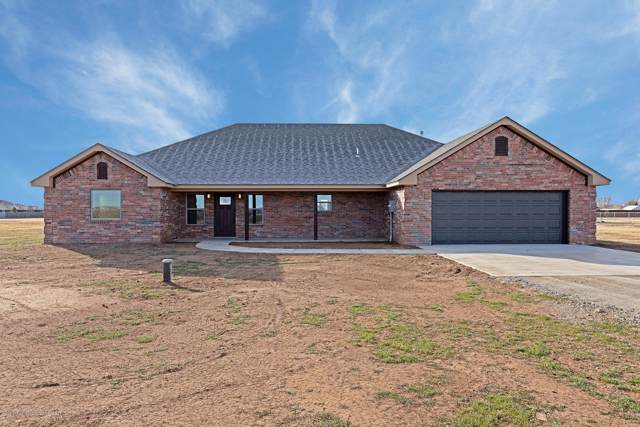 8201 Rockwell Rd, Canyon, TX 79015 (#20-520) :: Lyons Realty