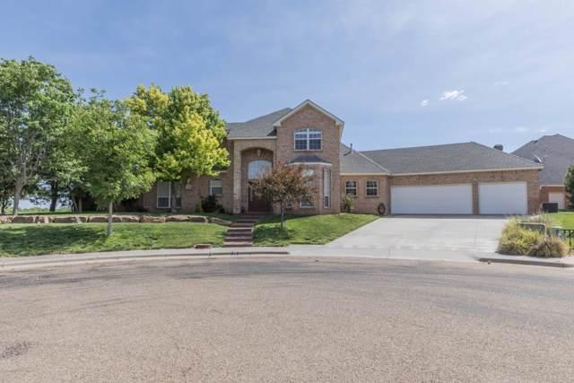 19 Sandhills Ln, Amarillo, TX 79124 (#20-521) :: Lyons Realty