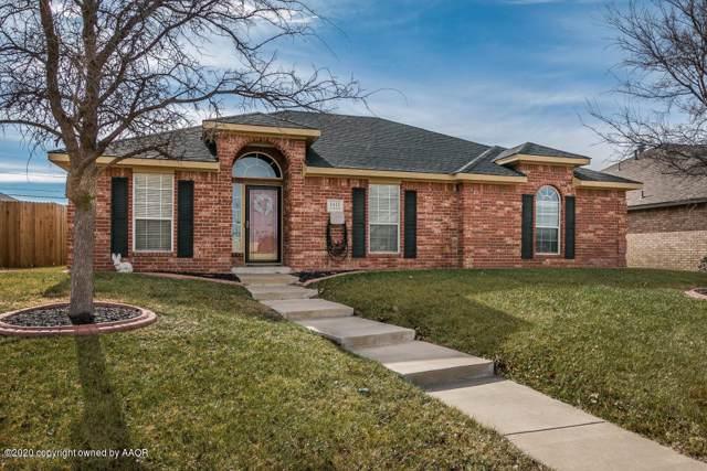 1411 Stardust Ln, Amarillo, TX 79118 (#20-53) :: Keller Williams Realty