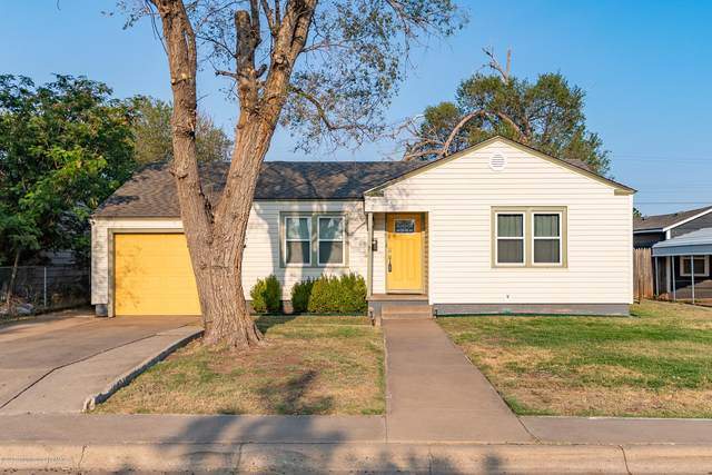 3627 Travis St, Amarillo, TX 79110 (#20-5313) :: Live Simply Real Estate Group