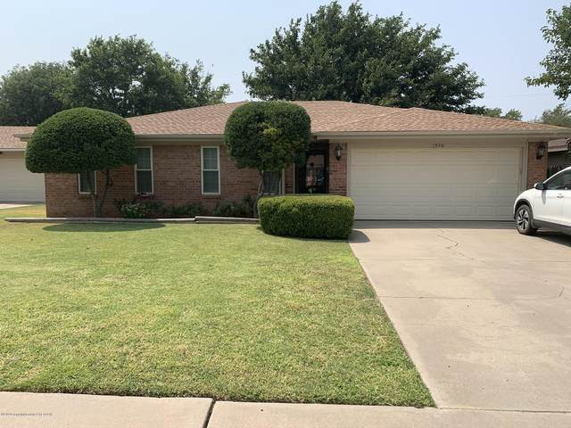 1536 Jordan St, Amarillo, TX 79106 (#20-5388) :: RE/MAX Town and Country