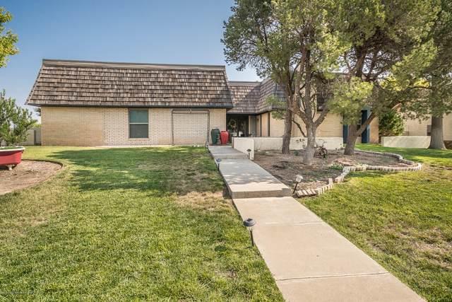 6516 Arroyo Vista Pl, Amarillo, TX 79124 (#20-5470) :: Keller Williams Realty