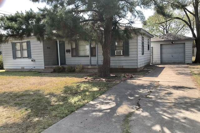 4418 Parker St, Amarillo, TX 79110 (#20-5481) :: Live Simply Real Estate Group