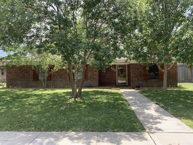4030 Montague Dr, Amarillo, TX 79109 (#20-55) :: Keller Williams Realty