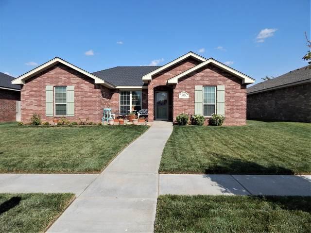 7107 Lauder St, Amarillo, TX 79119 (#20-5512) :: Keller Williams Realty
