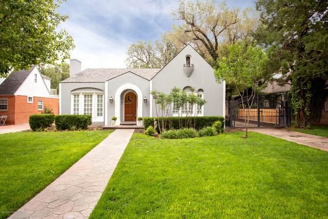 2213 Hayden St, Amarillo, TX 79109 (#20-5555) :: Lyons Realty