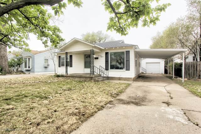 1718 Roosevelt St, Amarillo, TX 79103 (#20-5560) :: Keller Williams Realty