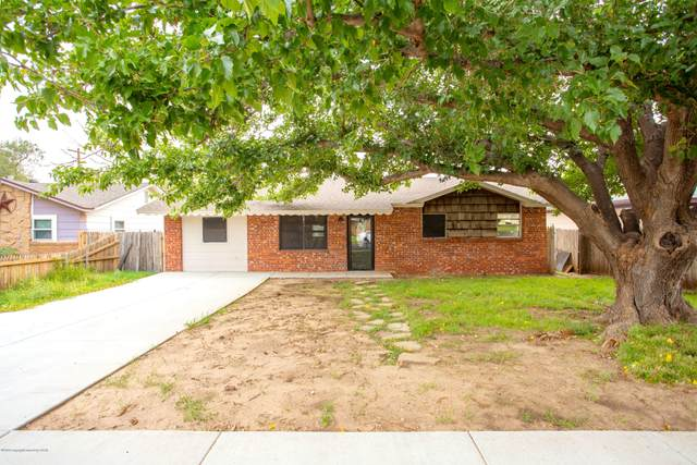 5215 Travis St, Amarillo, TX 79110 (#20-5562) :: Live Simply Real Estate Group