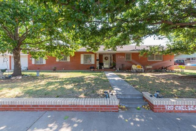 120 Chelsea, Dumas, TX 79029 (#20-5586) :: RE/MAX Town and Country