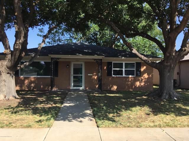 1601 Jordan St, Amarillo, TX 79106 (#20-5689) :: Keller Williams Realty