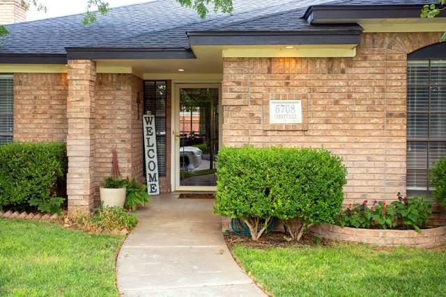 6708 Terryville Dr, Amarillo, TX 79109 (#20-5692) :: Keller Williams Realty