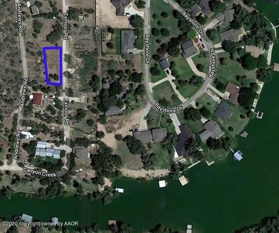 125 Exmoor, Amarillo, TX 79118 (#20-5696) :: Keller Williams Realty