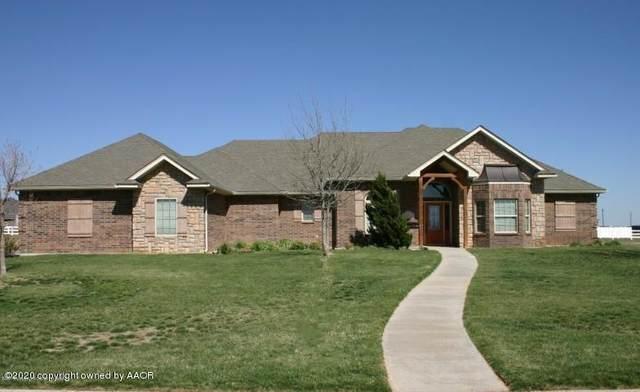 9151 Arena Dr, Bushland, TX 79124 (#20-5697) :: Keller Williams Realty