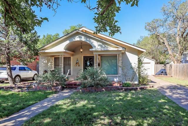 2606 Tyler St, Amarillo, TX 79109 (#20-5699) :: Lyons Realty
