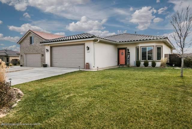 1007 Zinfandel Ave, Amarillo, TX 79124 (#20-572) :: Lyons Realty