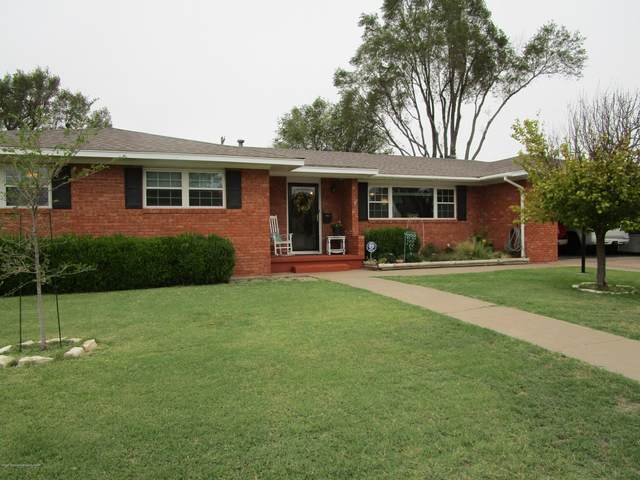 1719 Grape Ln, Pampa, TX 79065 (#20-5731) :: Live Simply Real Estate Group