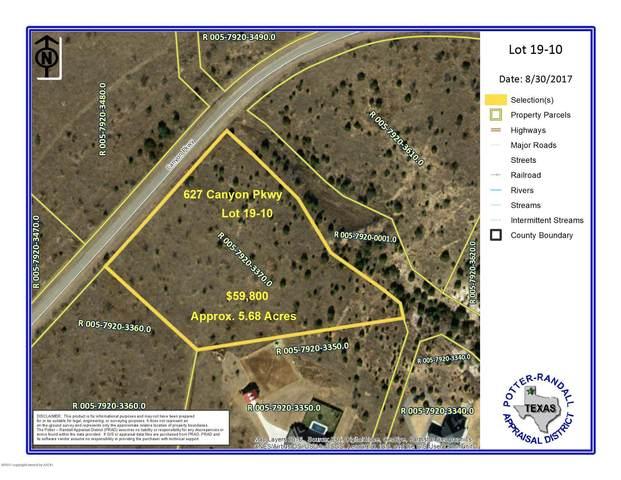 627 Canyon Pkwy, Canyon, TX 79015 (#20-5741) :: Meraki Real Estate Group