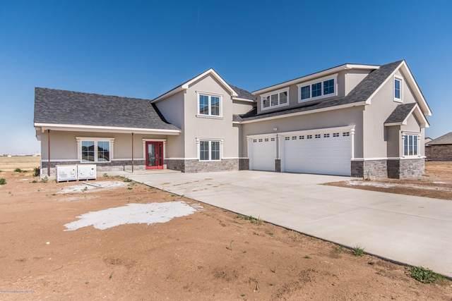 9340 Wiggains Ln, Amarillo, TX 79118 (#20-5742) :: Keller Williams Realty