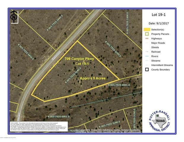 709 Canyon Pkwy, Canyon, TX 79015 (#20-5747) :: Live Simply Real Estate Group