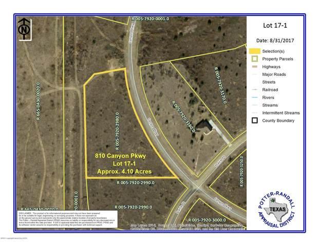 810 Canyon Pkwy, Canyon, TX 79015 (#20-5750) :: Lyons Realty