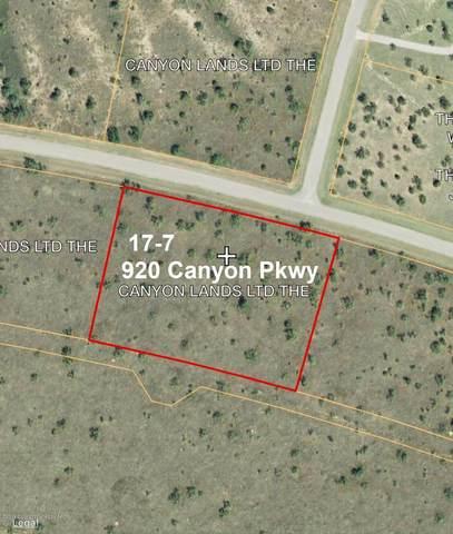 920 Canyon Pkwy, Canyon, TX 79015 (#20-5754) :: Lyons Realty