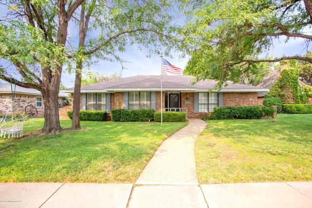 4004 Pinehurst Dr, Amarillo, TX 79109 (#20-5792) :: Elite Real Estate Group