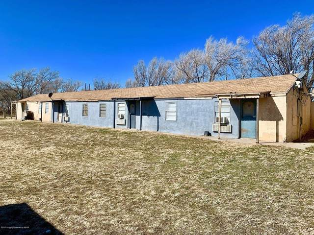 808 7TH St, Dalhart, TX 79022 (#20-5794) :: RE/MAX Town and Country