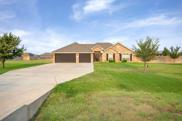 7810 Cpt Woodrow Call Trail, Amarillo, TX 79118 (#20-5805) :: Live Simply Real Estate Group