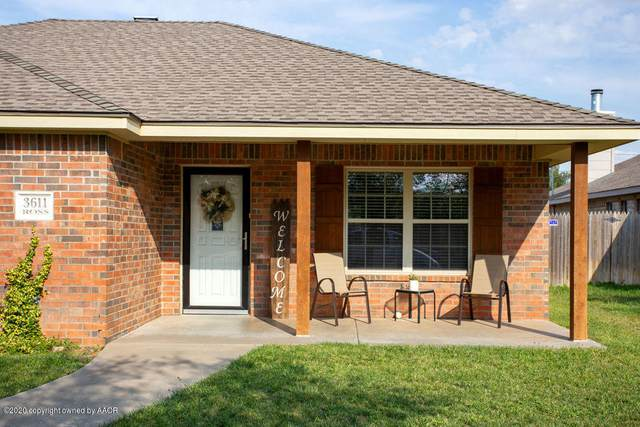 3611 Ross St, Amarillo, TX 79118 (#20-5816) :: Live Simply Real Estate Group
