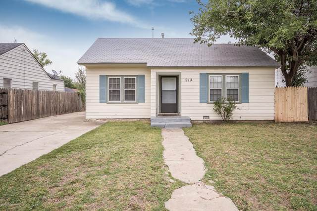 913 Austin St, Amarillo, TX 79102 (#20-5820) :: Live Simply Real Estate Group