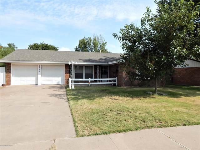 5504 Floyd Ave, Amarillo, TX 79106 (#20-5862) :: Keller Williams Realty