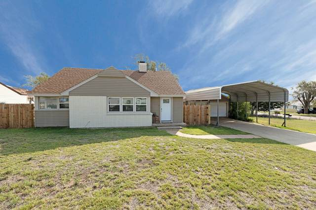 215 Brown St, Borger, TX 79007 (#20-5864) :: Live Simply Real Estate Group