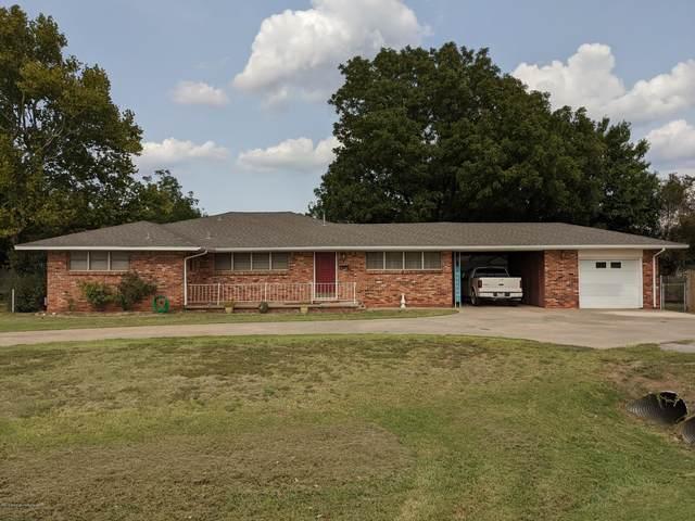 118 Nebraska St, Shamrock, TX 79079 (#20-5916) :: Keller Williams Realty