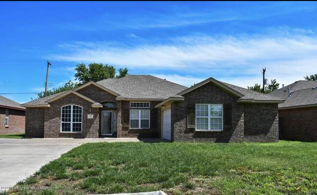 5322 Hillside Rd, Amarillo, TX 79109 (#20-5922) :: RE/MAX Town and Country