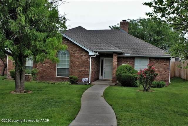 6603 Foothill Dr, Amarillo, TX 79124 (#20-5942) :: Keller Williams Realty