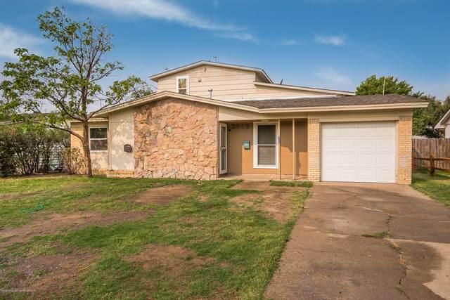 2912 Nelson St, Amarillo, TX 79103 (#20-5952) :: Keller Williams Realty