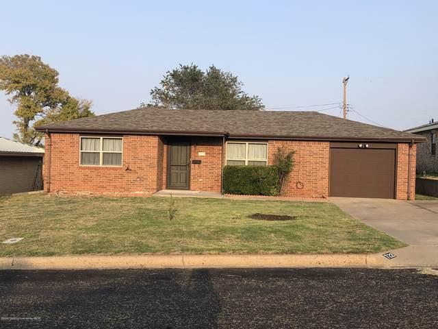 722 Montana St, Borger, TX 79007 (#20-5987) :: Keller Williams Realty