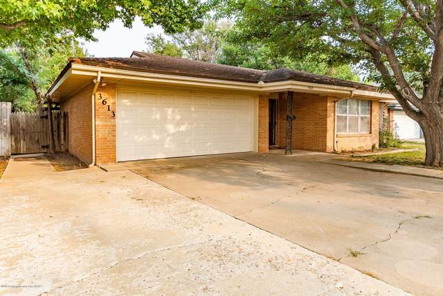 3613 Thurman St, Amarillo, TX 79109 (#20-5996) :: Live Simply Real Estate Group