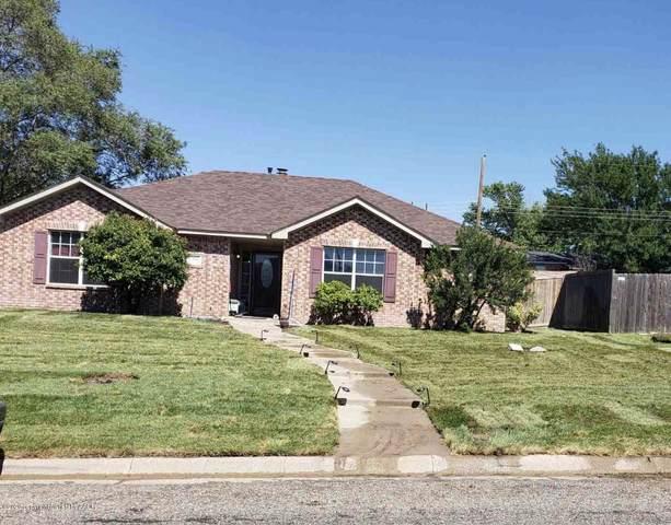 7812 Loma Vista Dr, Amarillo, TX 79108 (#20-6001) :: Keller Williams Realty