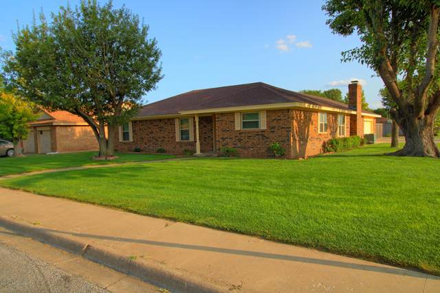 2025 23rd, Perryton, TX 79070 (#20-6003) :: Keller Williams Realty