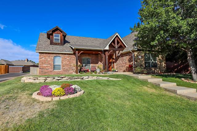 2901 Yaupon Pl, Amarillo, TX 79124 (#20-6008) :: RE/MAX Town and Country